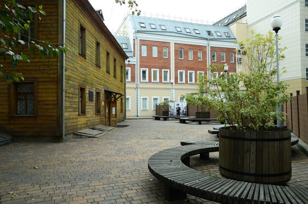 Музей Есенина приглашает гостей на праздник в честь Дня города