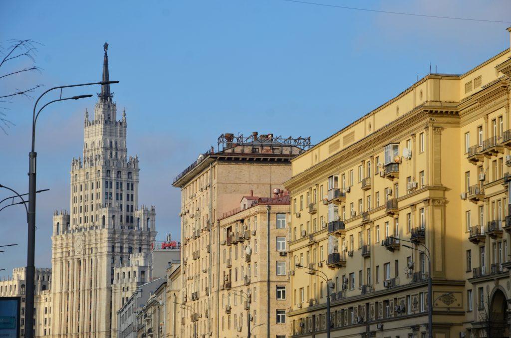 Три помещения в центре Москвы выставили на городские торги