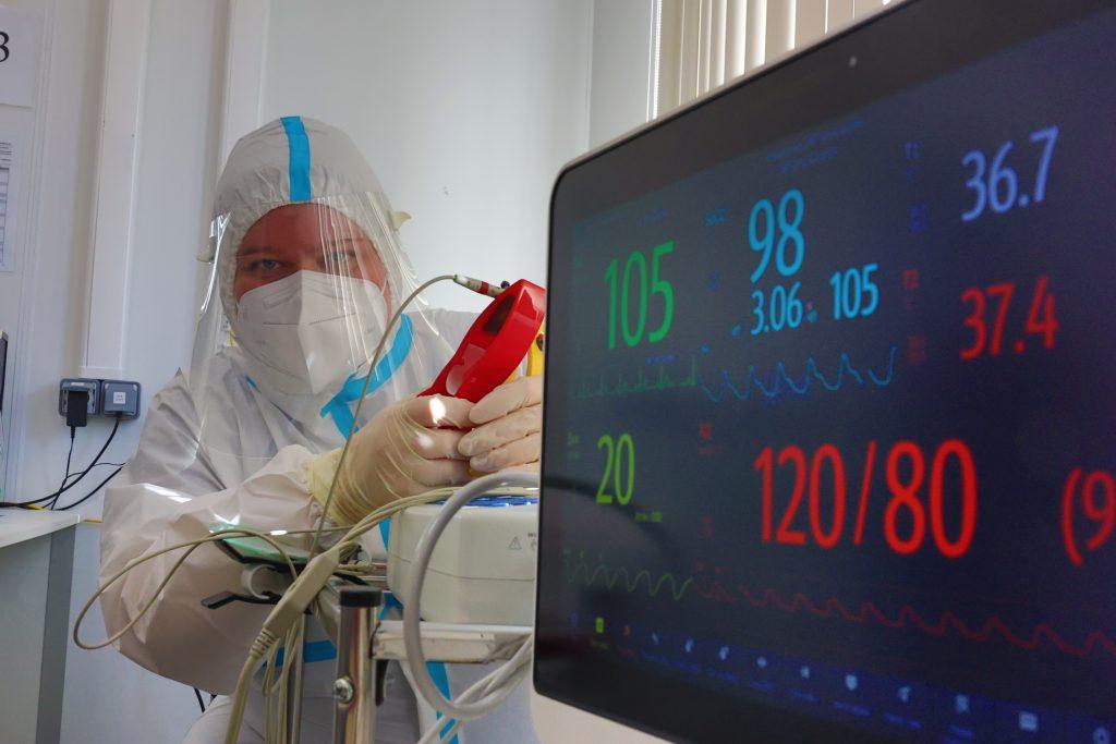 За сутки в Российской Федерации зарегистрировали 19 179 случаев заражения коронавирусом