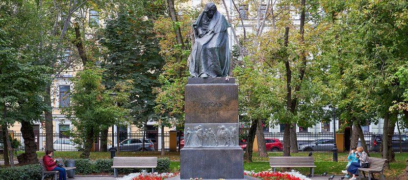 Экскурсию по Никитскому бульвару организует «Дом Гоголя»