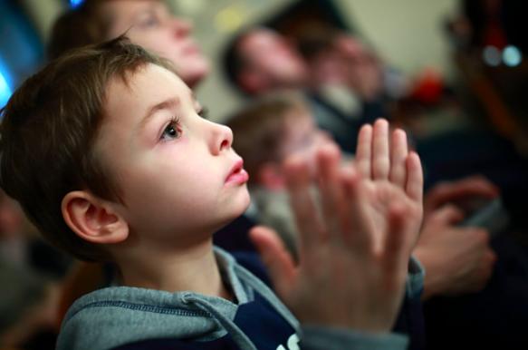 Центр «Замоскворечье» открыл набор в детскую театральную студию