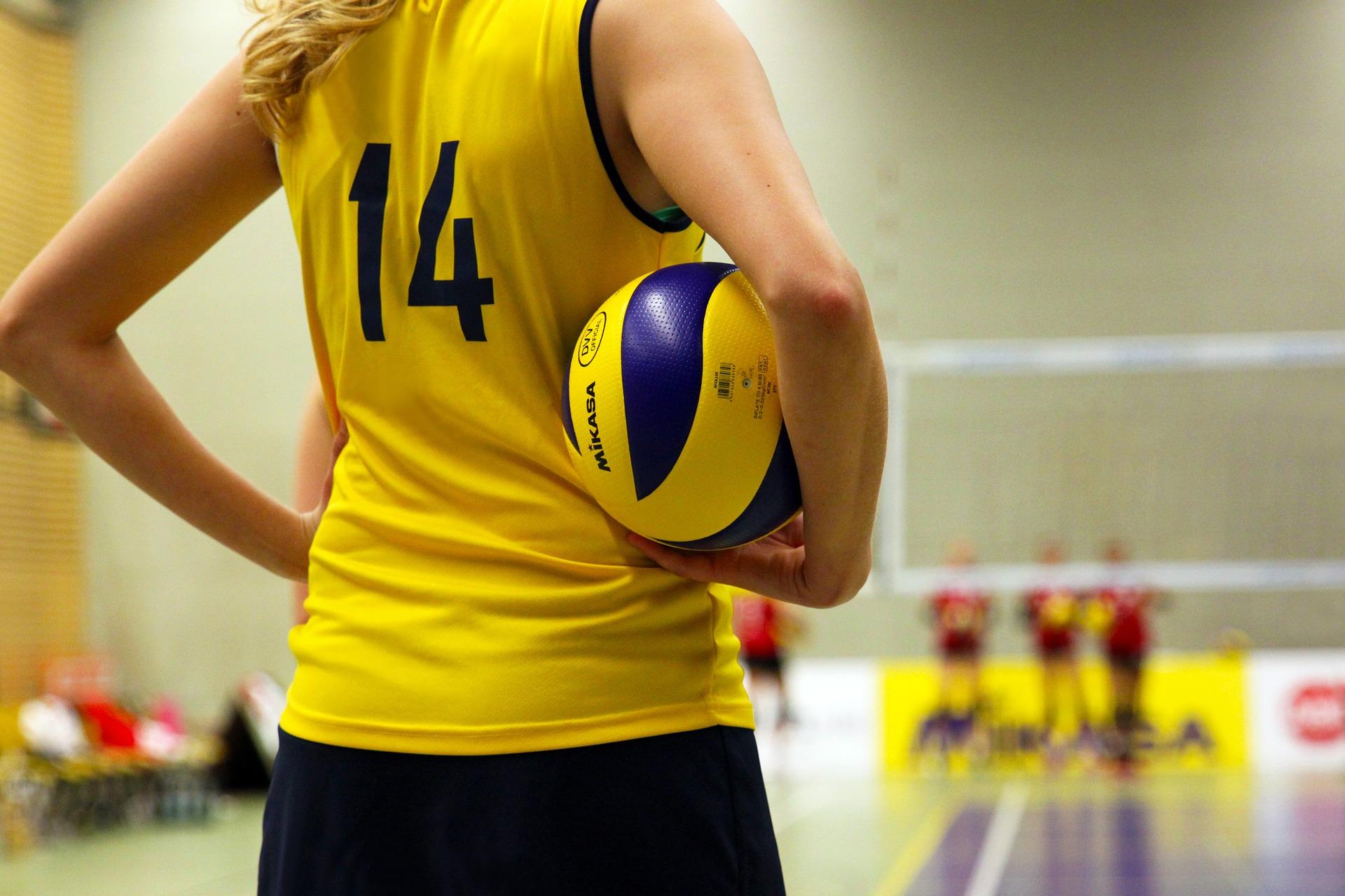 Волейбольная команда Плехановского университета объявила дату отбора спортсменов в сборную. Фото: pixabay.com