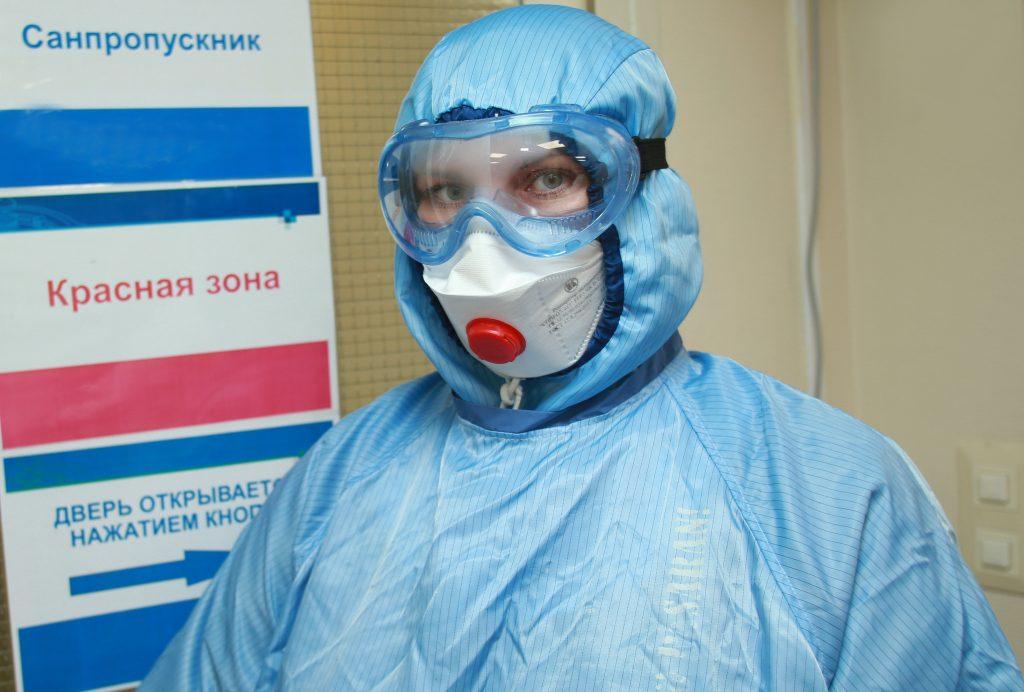За сутки в Москве зарегистрировали 4 595 новых случаев инфекции коронавируса