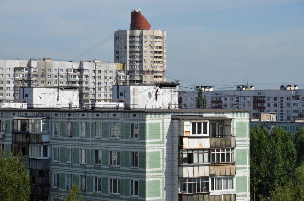 Кровли жилых домов проверят в районе Хамовники