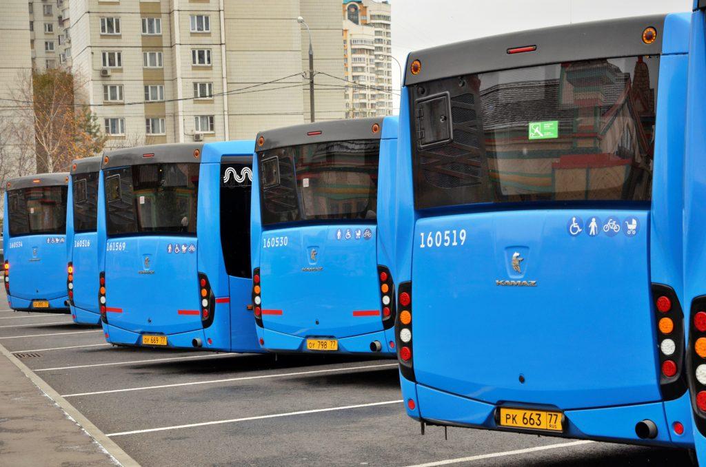 Два магистральных маршрута появятся в Пресненском районе