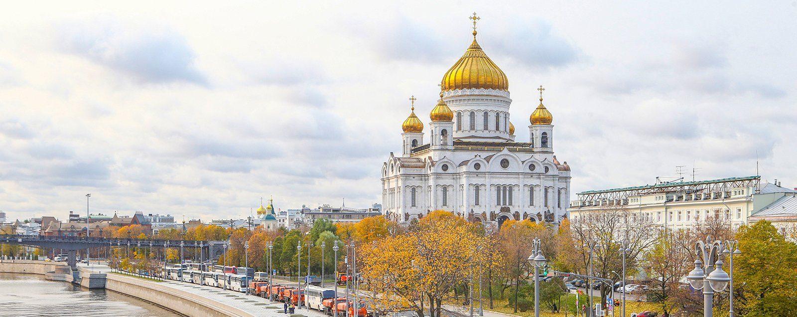 Экскурсию в Храм Христа Спасителя организует библиотека Пушкина. Фото: сайт мэра Москвы
