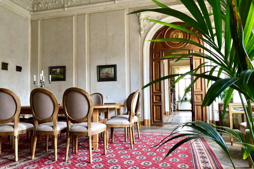 Лестница в прошлое: экскурсию по залам Пушкинской библиотеки проведут для жителей и гостей столицы