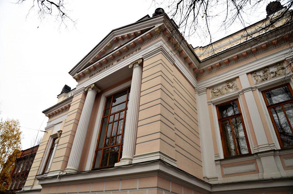 Историю правления императрицы Анны Иоановны разобрали в библиотеке Боголюбова