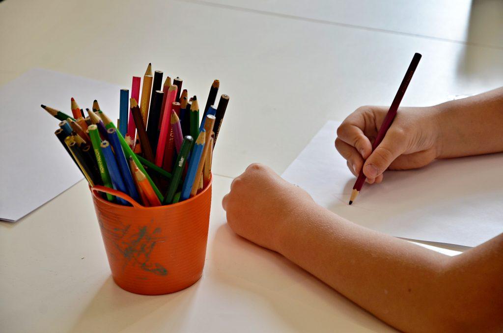 Выставку детских рисунков откроют в Государственной детской библиотеке