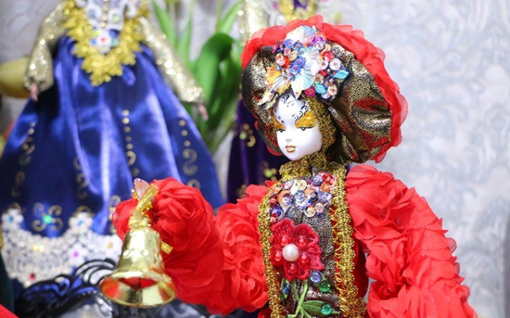 Персонажи Венецианского карнавала: выставку кукол представят в «Стимуле»