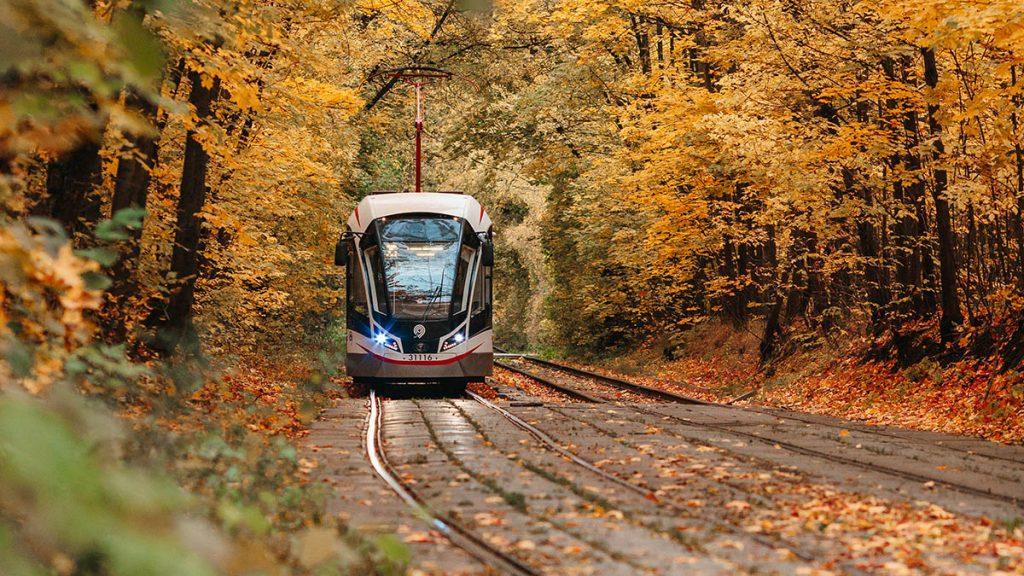 Престижную премию Global Light Rail получила трамвайная сеть Москвы