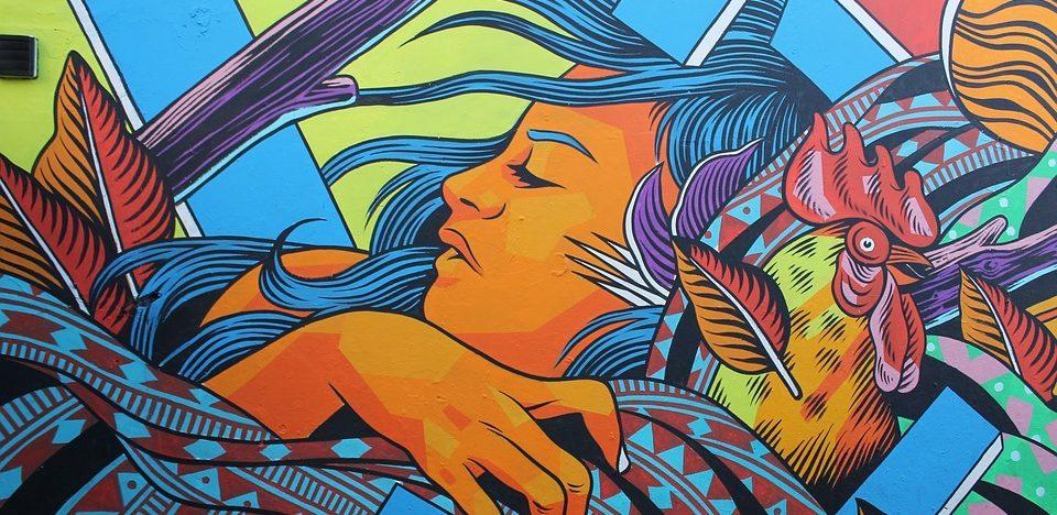 Здесь и сейчас: лекцию про граффити и стрит-арт прочитают в Музее Москвы